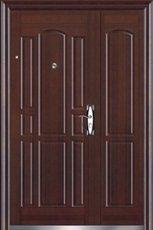 Двостулкові Вхідні Двері (двухполье, полуторний