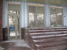 Алюмінієві вхідні двері ALUPROF (Польща), ЗЕНІТ (ДЗАП Украї