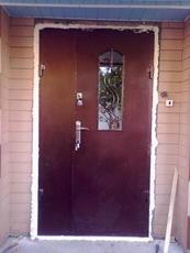 ВХІДНІ металеві двері (НЕ КИТАЙ) В ЧЕРКАСАХ І ОБЛ.