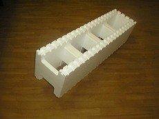 Термоблоки пінополістирольні від виробника