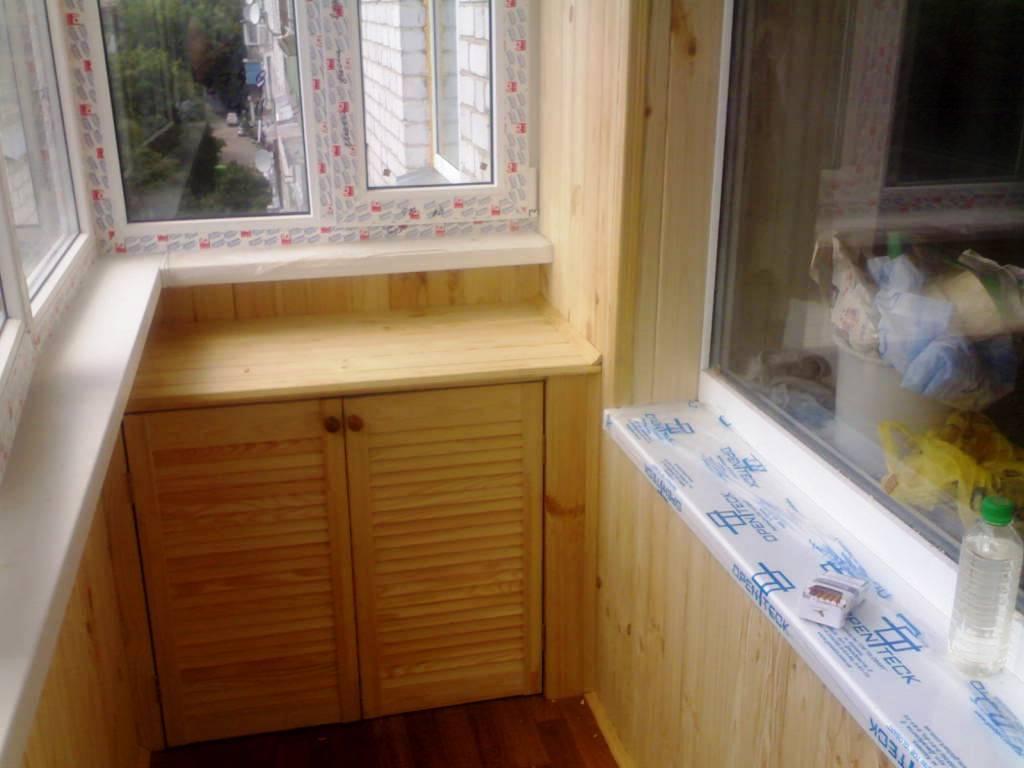 Как утеплить деревянные окна на лоджии.