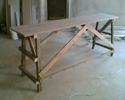 как сделать деревянные
