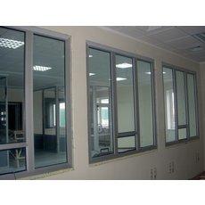 `Холодні` алюмінієві вікна ASASH (Туреччина
