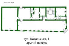 Здається в оренду приміщення загальною площею 400 м.кв. м.Др