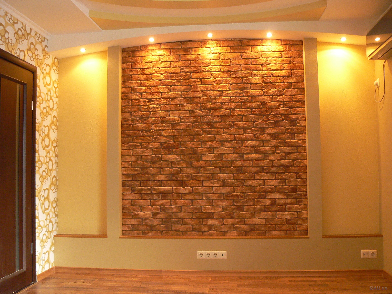 Декоративная отделка стен в квартире своими руками 59