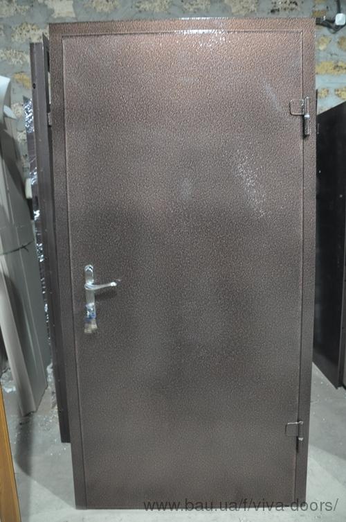 Самодельные металлические двери своими руками
