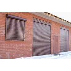 Антивандальні ролети для вікон, дверей і всіх типів воріт.