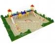 Ігрові дитячі майданчики в Харкові